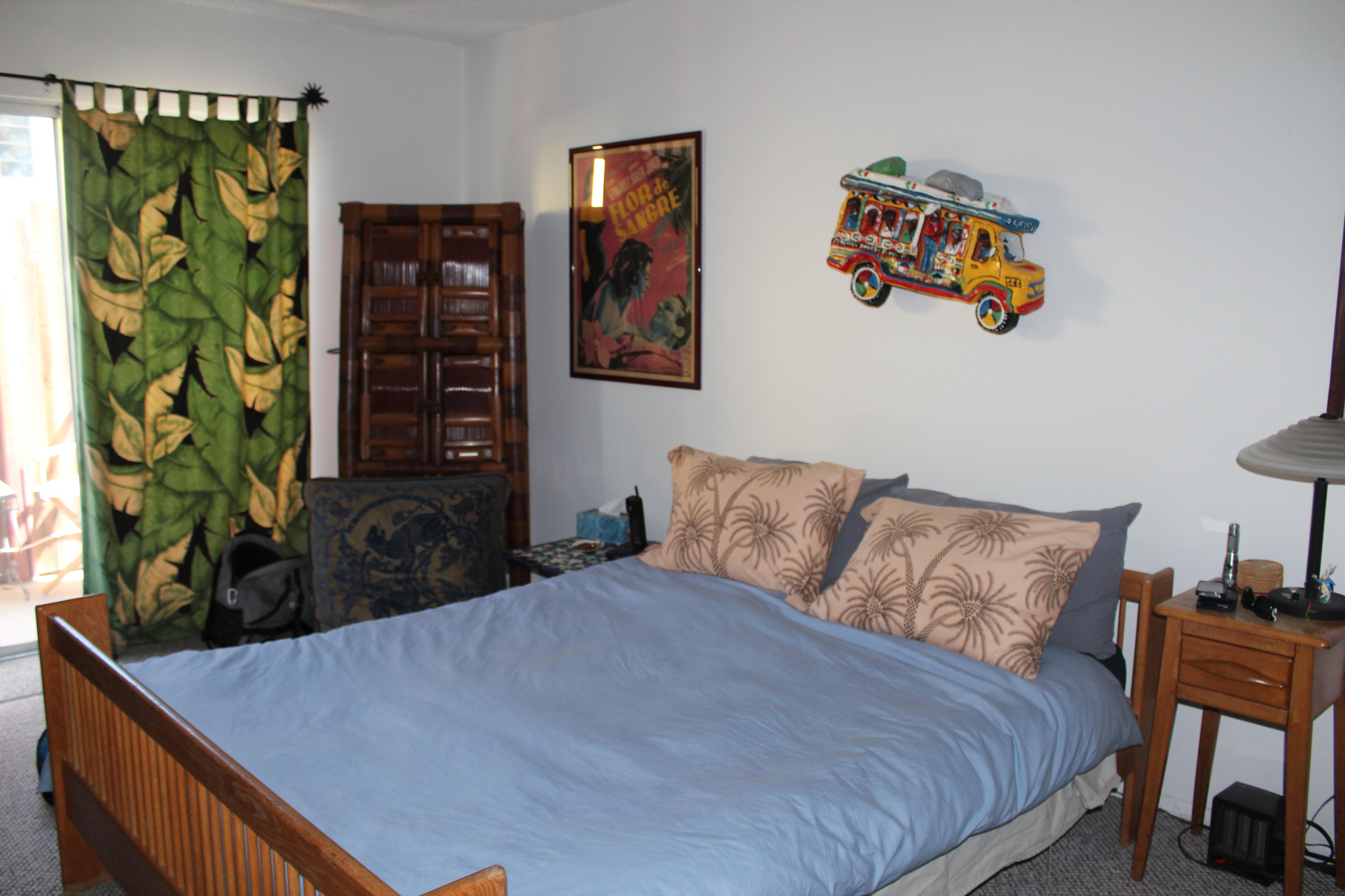 O quarto.