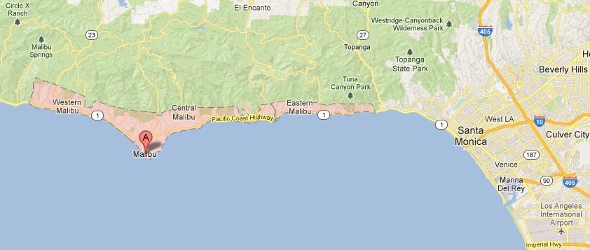 O municipio tem uma grande área costeira.